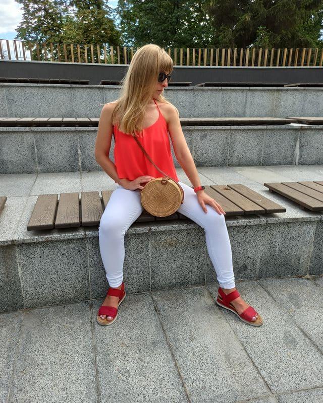 Сумка из ротанга - модный эко-аксессуар