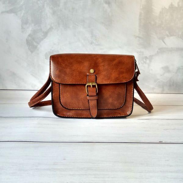 Повсякденна вінтажна жіноча сумка на плече
