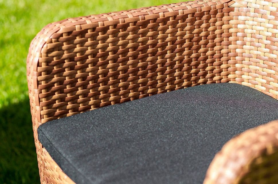 мебель из искусственного ротанга, плетение из искусственного рота